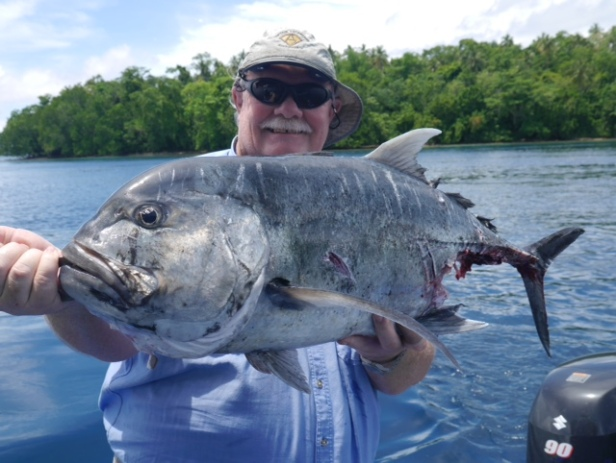 Popping for 100lb GT's – Rods, Reels & Tactics – The Tackle Guru